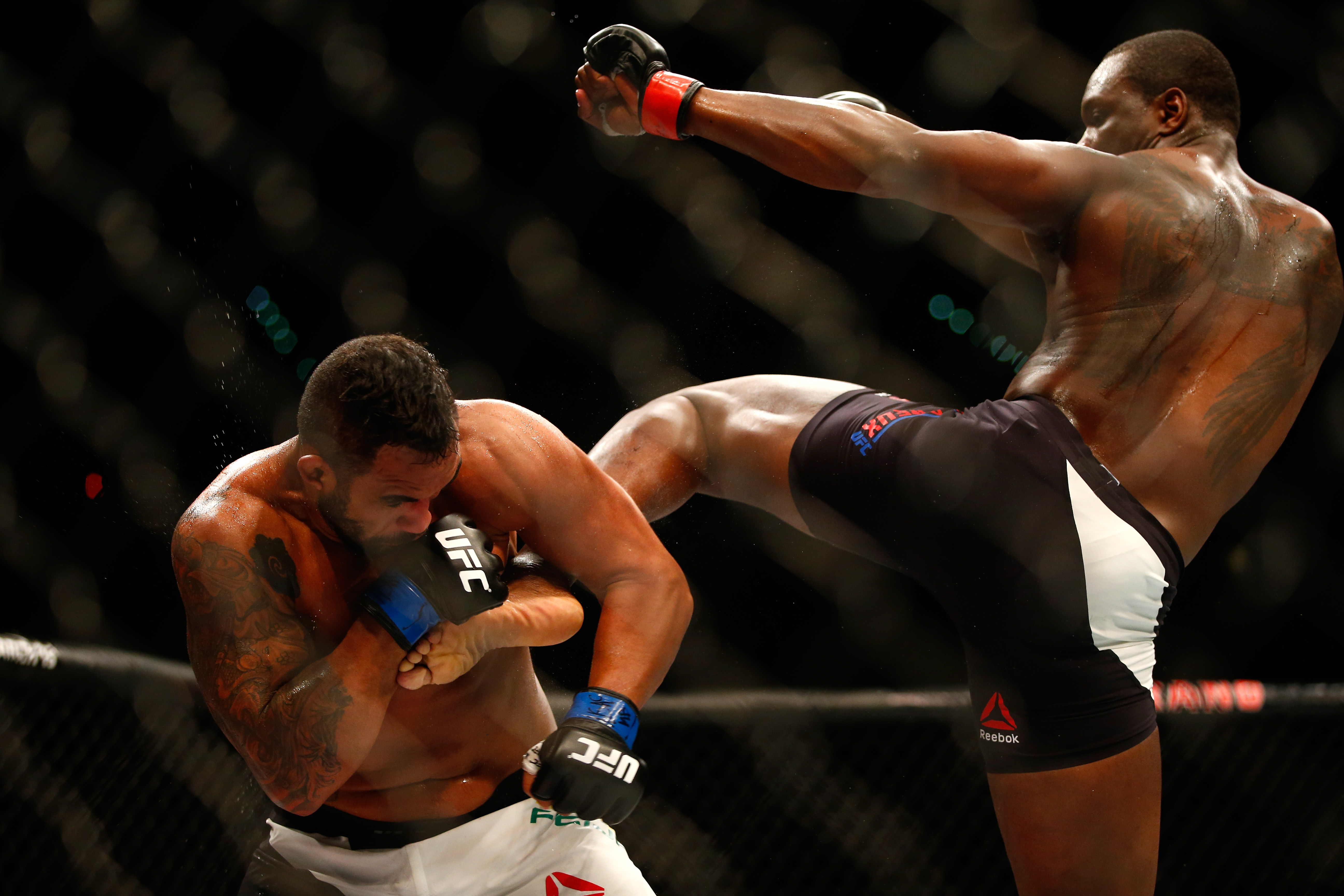 UFC® FIGHT PASS™ -Ovince Saint Preux