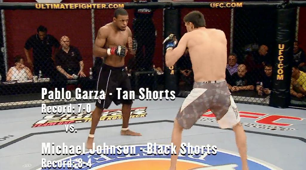 UFC® FIGHT PASS™ -Pablo Garza