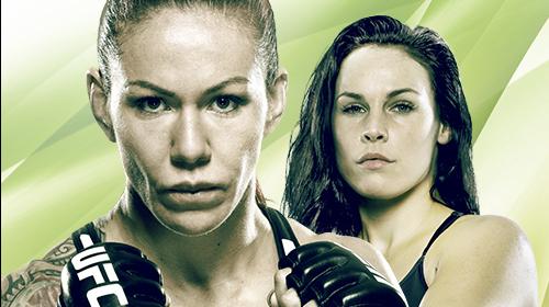 UFC Fight Night: Cyborg vs Lan...