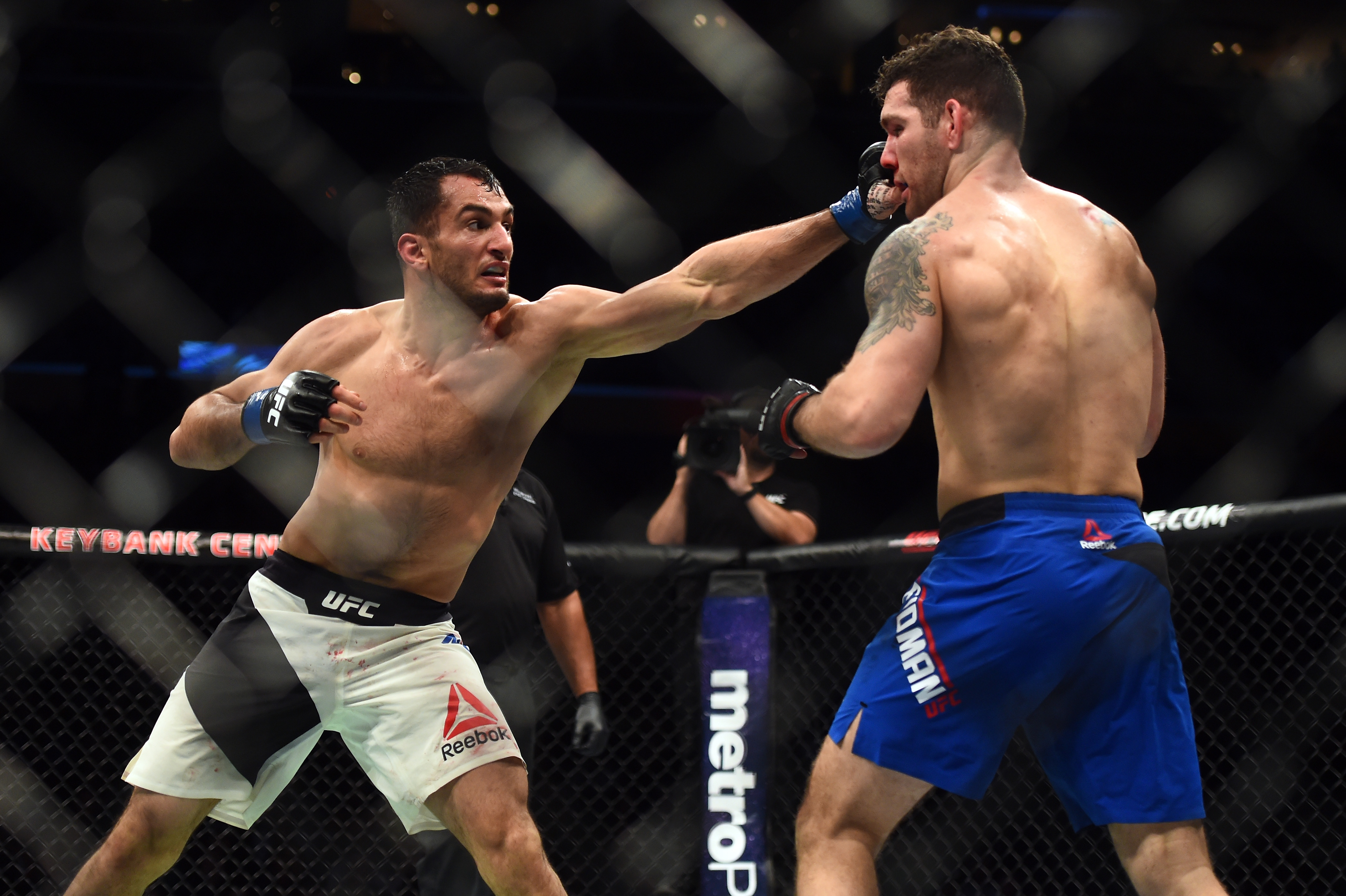 UFC® FIGHT PASS™ -Gegard Mousasi