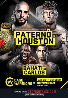 UFC® FIGHT PASS™ -Cage Warriors